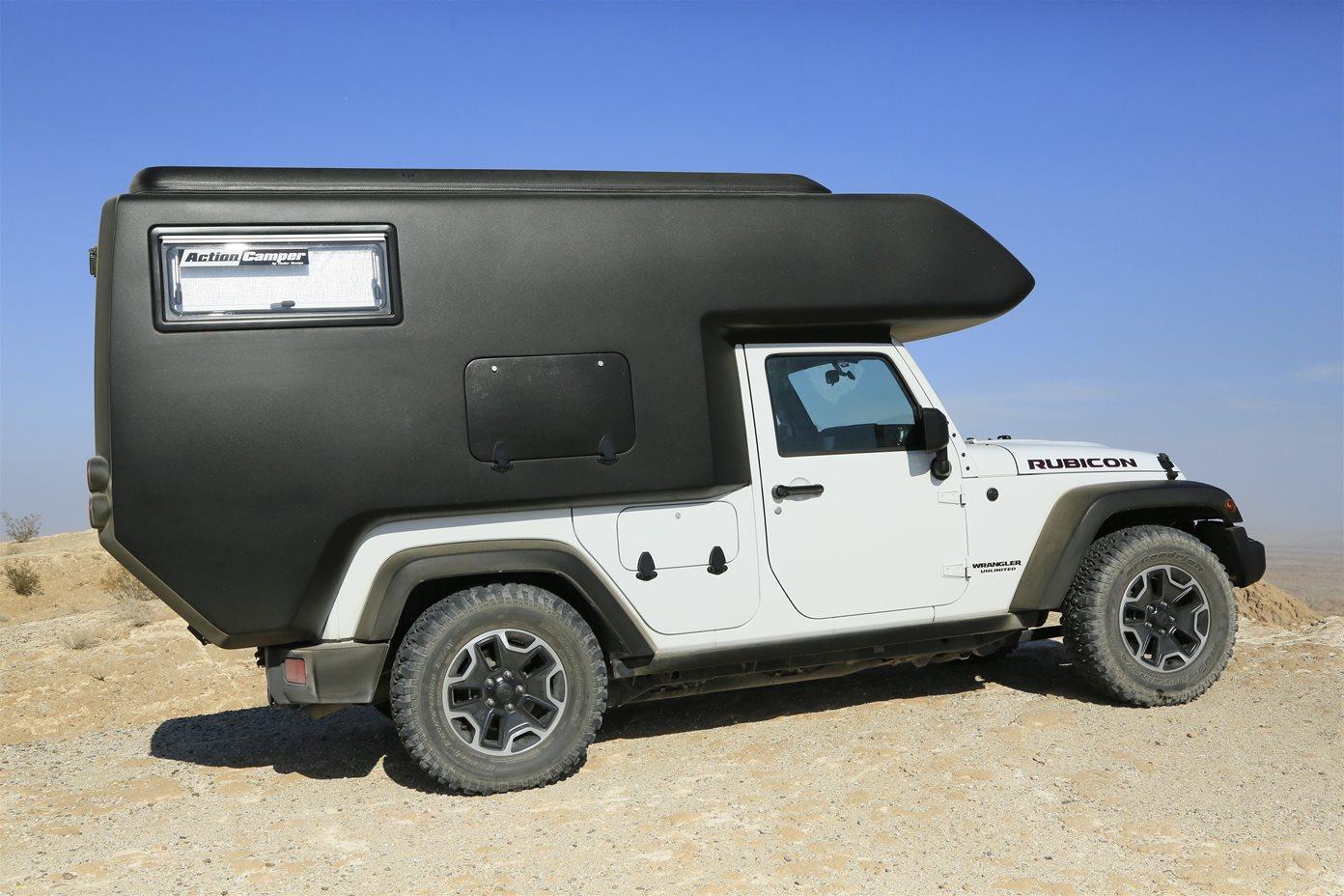 Jk Wrangler Actioncamper X2 Overlanding Pop Up Camper For Two By Actioncamper Inc